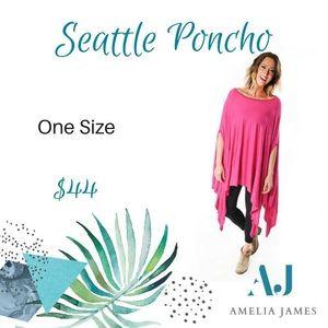 Seattle Poncho